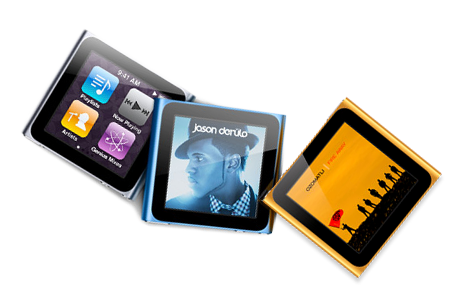 Apple iPod Nano reviews and deals