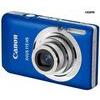 Canon IXUS 115 HS Digital Camera - Blue (12.1MP, 4x Optical Zoom) 3.0 inch LCD