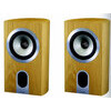 TANNOY REVOLUTION DC6 SPEAKERS (ESPRESSO)