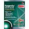 Kaspersky Internet Security 2009, 3-Desktop, 1 year Subscription (PC)
