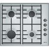 Neff T21S31N1 gas hobs Stainless Steel