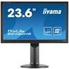 Iiyama ProLite B2480hs (23.6 inch) LED Backlit LCD Monitor 1000:1 300cd/m2 (1920x1080) 2ms D-Sub/DVI-D/Hdmi (Black)