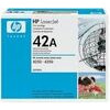 HP 42X Black Toner Cartridge - Q5942X