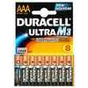 Duracell Plus MN2400 Alkaline AAA Batteries - 4-Pack