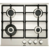 Beko Himw64225Sx 70Cm Built-In Gas Hob  - Hob With Connection
