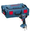 Bosch GDR 18 V-LI 18v Cordless Impact Driver with L Boxx & 2 Li-ion Batteries 4ah
