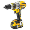 DeWalt DCD995P2 18v Cordless XRP Brushless 3 Speed Combi Drill with 2 Li-ion Batteries 5ah