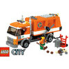 LEGO City 7991: Garbage Truck