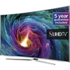 Samsung UE78JS9500 Curved 4K SUHD 3D Smart TV, 78""