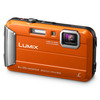 PANASONIC DMCFT30EBD Water Proof (Down to 8m), Shock Proof, (Up to 1.5m), Freeze Proof- Orange