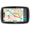 "TomTom GO 6100 6"" Sat Nav with MyDrive & Lifetime world maps and Traffic"