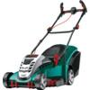 Bosch ROTAK 43 ERGOFLEX Electric Rotary Lawnmower 430mm Cut 1800w 240v with Spare Blade, GT85 Lubricant & Pop Up Bag Worth £32.85