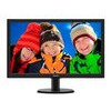 Philips V-Line 243V5LHSB (23.6 inch) LCD Monitor with SmartControl Lite UK Plug