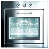 Smeg F67-7 Piano Thermo-ventilated Electric Single Multifunction Oven - Polished Stainless Steel