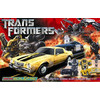 Micro Scalextric - Transformers Set