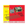HORNBY Building Extension Pack 4 00 Gauge Track Accessory