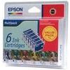 INK CARTRIDGE,MULTIPACK,EPSON,T0487 T0487 By EPSON & Best Price Square