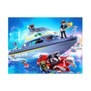 Playmobil Police Boat Playset - 4429