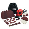 Black & Decker 55W Mouse Sander with Accessory Kit