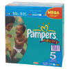 Pampers Baby Dry Size 5 (Junior) Large Pack 96 Nappies