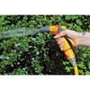 Hozelock Jet Water Spray Gun with 3 Spray Patterns for Hose Pipes