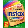 Fujifilm Instax Wide Gloss Instant Film for Instax 300 and Instax 210 Cameras (2 x 10 Shots)