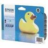 Epson Ducks T0556 Cyan, Magenta, Yellow and Black Ink Cartridges - Multipack, Cyan