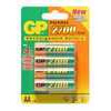 GP 2600 mAh AA Rechargeable Batteries (Pack of 4)