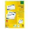 Sigel PC 225gsm Rounded Corner Business Cards for Inkjet/Laser/Copier-High White (100/pack)