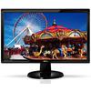 BenQ GL2450HM LED TN 24 inch Widescreen Multimedia Monitor (1920 x 1080, 2 ms GTG, VGA, DVI-D, HDMI, Speakers) - Glossy Black