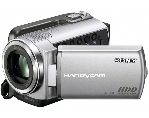 Photo of Sony DCR-SR57 Camcorder